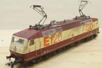 HO Märklin 37538 E-Lok BR 120 002-1 Aufschrift E 120 Digital mit Sound gealtert