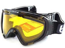 BOLLE OTG piccola forma Explorer da Sci Snowboard Occhiali Shiny Black/Limone 21389