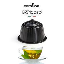 OFFERTA 40 capsule Caffè Barbaro Tè Verde The compatibili Dolce Gusto COFFEINA