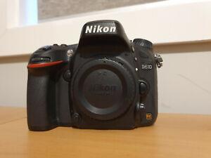Nikon D610 24.3 MP Digital SLR Camera - Excellent Condition & LOW SHUTTER COUNT