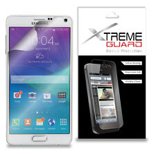 Genuine XtremeGuard Screen Protector For Samsung Galaxy Note 4 (Anti-Scratch)