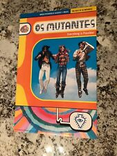 Os Mutantes EVERYTHING IS POSSIBLE 1999 RARE PROMO ONLY 11X17 Poster BEST OF