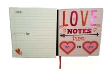Love Notes Fill in the Blank Personalized Gift Book