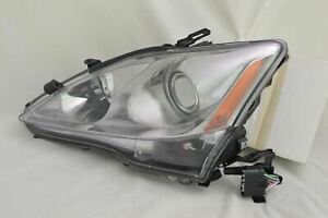Left Side HID Headlight Assembly For 2006-2008 Lexus IS250/350 (w/ AFS)