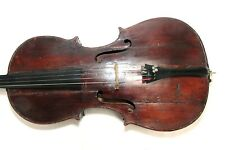 Antique 1774 British cello by Duncan