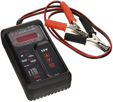SCHUMACHER 12V DIGITAL BATTERY TESTER   BTF-250   NEW IN PACKAGE FREE SHIPPING
