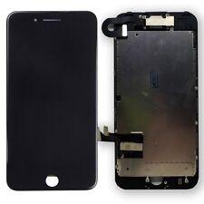 All in One Display LCD Komplett Einheit Touch für Apple iPhone 7 Schwarz Premium