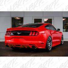Mbrp  Ford Mustang Gt  L V  Street Catback Exhaust System Black
