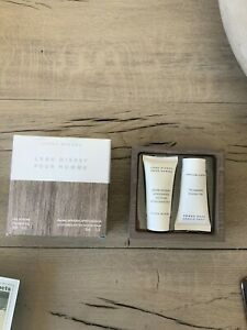 Issey Miyake L'eau D'issey Pour Homme Shower Gel 1.0 Oz / Aftershave Balm