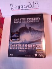 Battleship Blu-Ray Embossed Steelbook, [JPN], Brand New, Factory Sealed, Rare