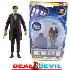 "DOCTOR WHO SERIES 7 THE DOCTOR 3.75"" ACTION FIGURE BRAND NEW & SEALED OFFER"