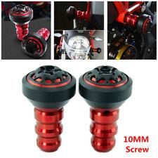10MM CNC Motorcycle Rod MotorBike Frame Engine Protector Anti-falling Slider Cap