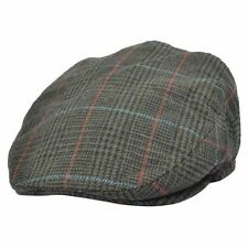 Men's Fitted Flat Caps
