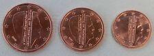 1+2+5 Euro Cent Niederlande 2016 unz