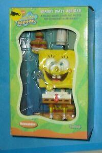 SpongeBob SquarePants Krabby Patty Bobbler Nickelodeon NIB