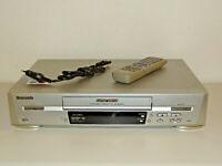 Panasonic NV-FJ620 VHS Videorecorder, DEFEKT, kein Bild bei Wiedergabe