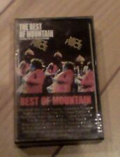 The Best Of Mountain by Mountain (Cassette) SEALED