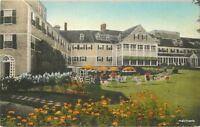 Albertype 1920s Cape Cod Massachusetts Oyster Harbor Club postcard 8431