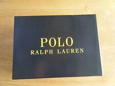 "POLO Ralph Lauren Empty Gift Toddler Shoe Box, 8 1/4"" x 6 1/8"" x 3 1/2 """
