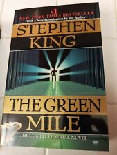 Stephen King The Green Mile Paperback Book In Case 1996