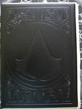 UNIQUE CODEX BOOK from ASSASSIN'S CREED BROTHERHOOD CODEX EDITION - in German