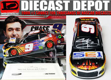 AUTOGRAPHED CHASE ELLIOTT 2018 SUN ENERGY 1/24 ACTION COLLECTOR SERIES 1 of 48