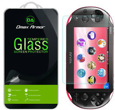 [2-Pack] Dmax Armor Sony PlayStation Vita 2000 Tempered Glass Screen Protector
