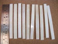 Bone Saddle Guitar Parts o talla de 120 X 10 X 4