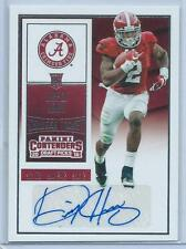 2016 CONTENDERS COLLEGE TICKET AUTO #100 DERRICK HENRY RC TITANS ROLL TIDE XX