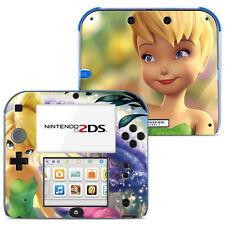 Disney Tinkerbell VINILO Vinyl Skin Sticker for Nintendo 2DS - 005