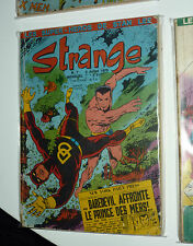 LUG STRANGE N°7 JUILLET 1970 EO PETIT FORMAT RARE