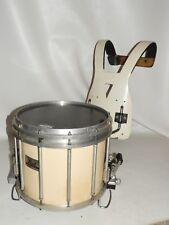 """Pearl FFX 14"""" Championship Marching Band High Tension Snare Drum + Carrier"""