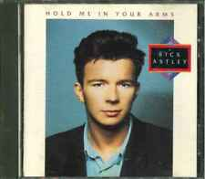 """-:¦:- RICK ASTLEY """"Hold Me In Your Arms"""" CD-Album"""