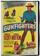 Gunfighters 1947 DVD Randolph Scott, Barbara Britton, Forrest Tucker