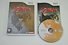 Wii - The Legend Of Zelda Twilight Princess - Boxed With Manual