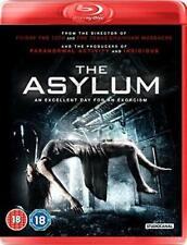 The Asylum - Sealed NEW Blu-ray - Kelly Blatz