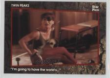 1991 Star Pics Twin Peaks #40 I'm Going to Have the World's Non-Sports Card 0b5