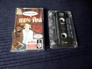 MC Cassette Kassette Audio Tape   Matthew Sweet - 100% Fun RARE BMG THAILAND