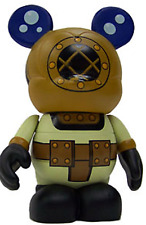 Disney Urban #3 Series Vinylmation ( Diver )