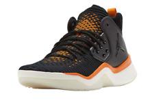 the latest 2995b e57a0 Jordan DNA LX Flyknit Low Basketball Shoes Black Orange AO2649-007  110 Mens  8.5