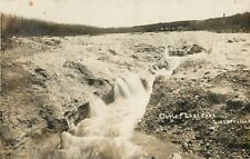 A View Of The Outlet Of Lake Eara, Libertyville, Illinois IL RPPC 1908