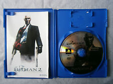 PLAYSTATION 2-HITMAN 2 SILENT ASSASSIN
