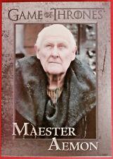 GAME OF THRONES - Season 1 - Card #31 - MAESTER AEMON - Rittenhouse - 2012