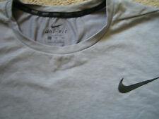 Nike Dri-Fit Mens Ss Polyester Activewear T-Shirt - Xxl (2X-Large)