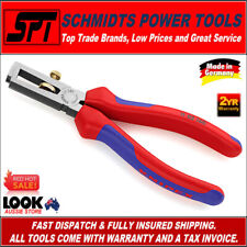 KNIPEX 11 02 160 END WIRE INSULATION STRIPPER 160mm 1102160