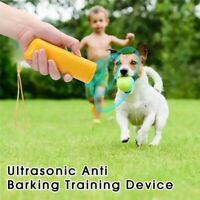 Anti Bark Device Ultrasonic Dog Barking Control Stop Repeller Trainer Tool AU