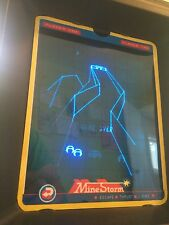 One Reproduction Vectrex Overlay! All Games Available some with new design