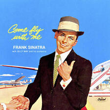 """FRANK SINATRA - """"Come Fly with me"""" CD - Excellent Condition"""