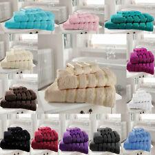 Kensington Stripe 100% Egyptian Cotton Towels Bath Sheets Super Soft & Absorbent