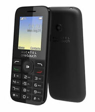 Alcatel One Touch 2036X - Black Mobile Phone